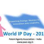 Diventors (Diva Inventors) – Post is dedicated to Female Inventors for celebrating World IP Day 2018